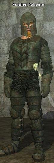 Soldier Pellenos