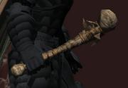 Bone Bludgeoner (Equipped)