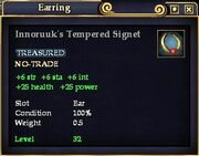 Innoruuk's Tempered Signet