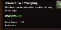 Urzarach Web Wrapping