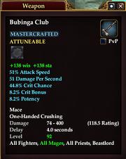 Bubinga Club