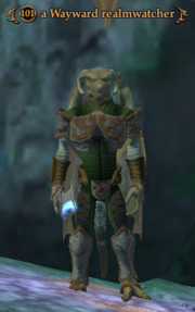A Wayward realmwatcher