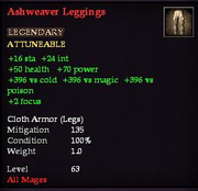 Ashweaver Leggings