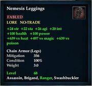 Nemesis Leggings