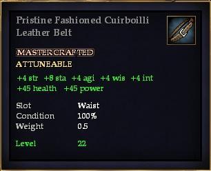 File:Pristine Fashioned Cuirboilli Leather Belt.jpg