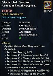 Glacia, Dark Gryphon