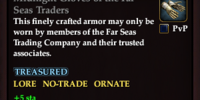 Midnight Gloves of the Far Seas Traders