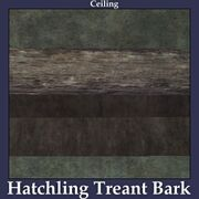 Ceiling Hatchling Treant Bark