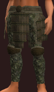 Imbued Tanned Leather Pants (Equipped)