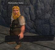 Dockworker Seeley