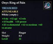 OnyxRingOfPain