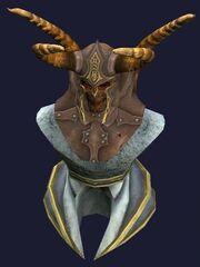 Trophy Gynok Moltors Head (visible)