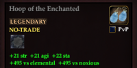 Hoop of the Enchanted