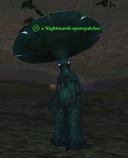 A Nightmarsh sporepatcher