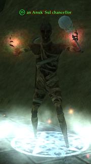 An Anuk' Sul chancellor (Silent City)