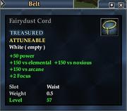 Fairydust Cord