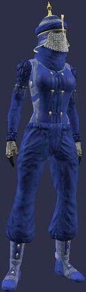 Pristine Tailored Swiftcloth vest