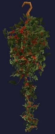 Holiday Mistletoe (Visible)
