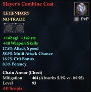Slayer's Combine Coat
