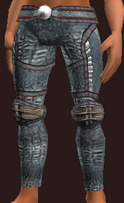 Stormcaller's Summer Weave Leather Pants of Restoration (Equipped)