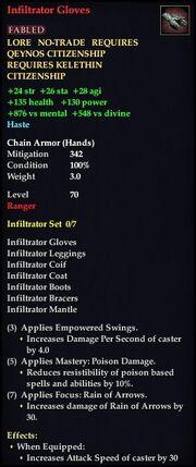 Infiltrator Gloves