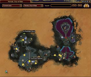 Neriak Map
