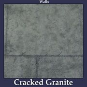 Walls Cracked Granite