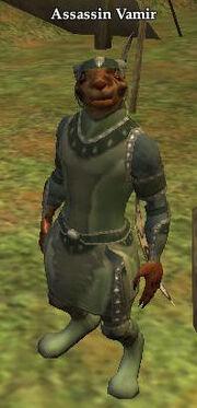 Assassin Vamir