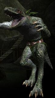 Race lizardman