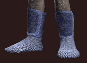 Crushbone Ringmail Boots (Equipped)