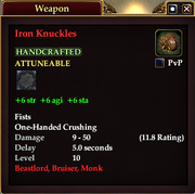 Iron Knuckles
