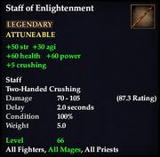Staff of Enlightenment