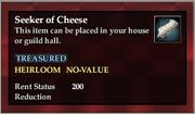 Seeker of Cheese