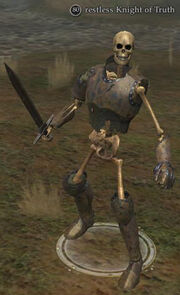 Restless Knight of Truth