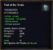 Vest of the Trials