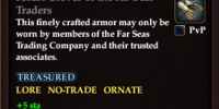 Forest Gloves of the Far Seas Traders