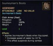 Journeyman's Boots