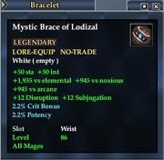 Mystic Brace of Lodizal