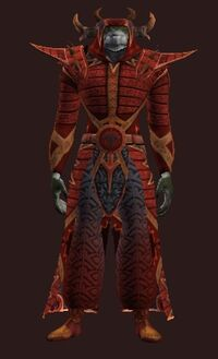 Augur's Seraphic (Armor Set) (Visible, Male)
