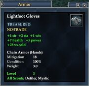 Lightfoot Gloves