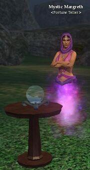 Mystic Margreth