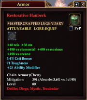 Restorative Hauberk
