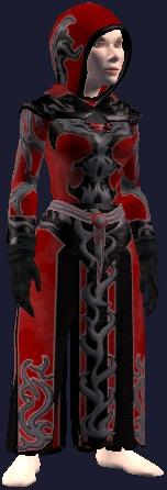 Robe of the Preceptor (Equipped)