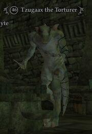 Tzugaax the Torturer
