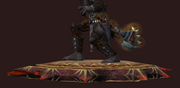 Deepwater Disk of the Scion (Mount Equipped)