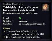 Festive Fruitcake