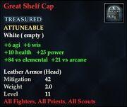 Great Shelf Cap