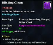 Blinding Gleam (Purple)