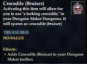 Crocodile (Bruiser)