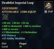 Deathfist Imperial Loop